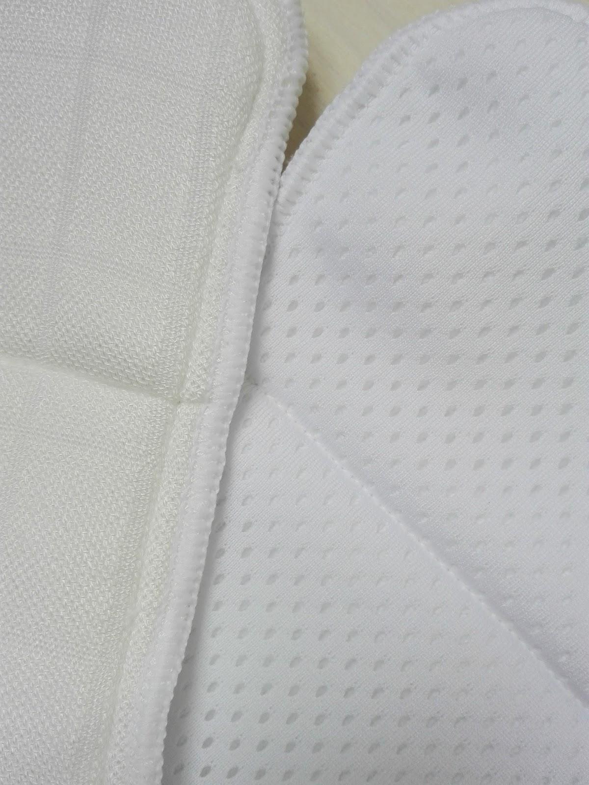 Pieluszki wielorazowe Nanolo, wkłady chłonne Nanolo