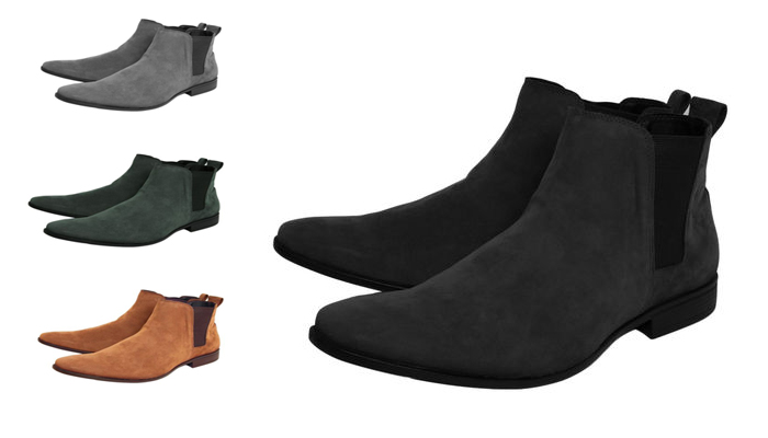 Chelsea boots vários modelos