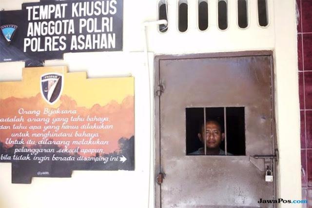 Hina Nabi Muhammad di Medsos, Anggota Polres Asahan Langsung Ditangkap
