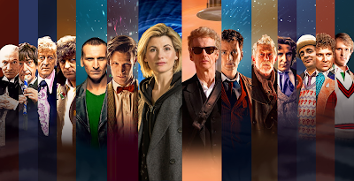 All of the Doctors - photo from Reddit.com
