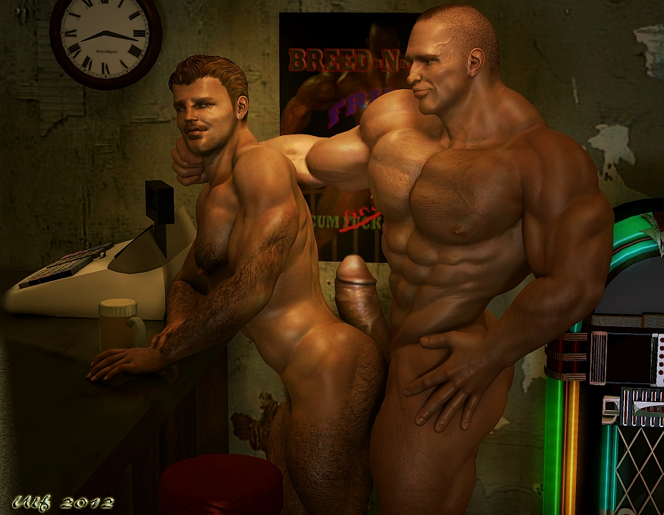image Gay naked mens party besides their