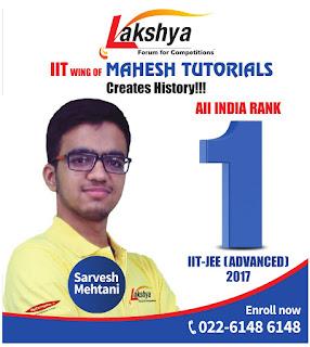 Mahesh Tutorials Mumbai 022-61486148