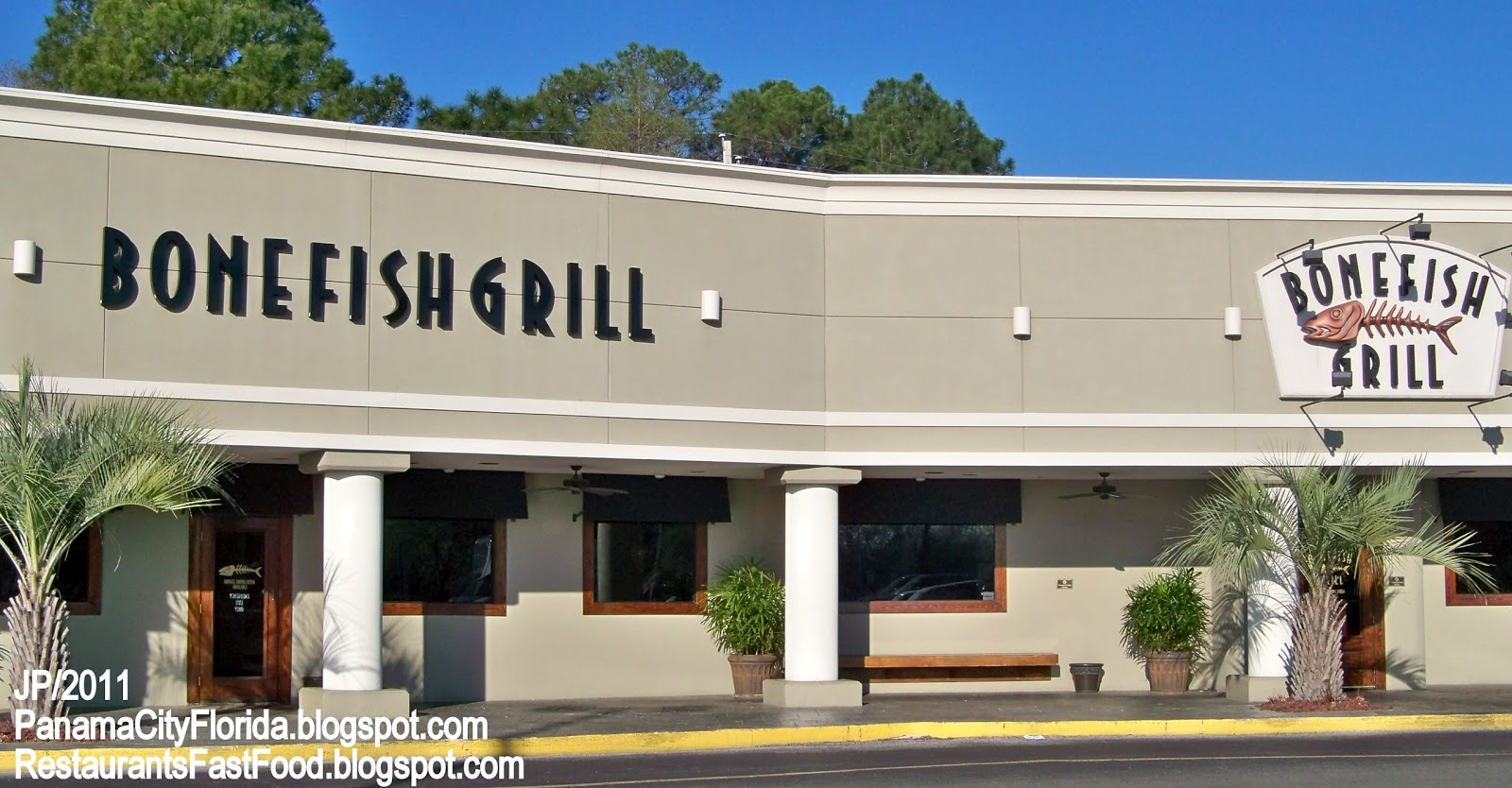 Bonefish Grill Panama City Florida Seafood Restaurant Fl West 23rd Street
