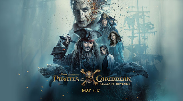 Short Review : Pirates of the Caribbean : Dead Men Tell No Loes (Salazar's Revenge)