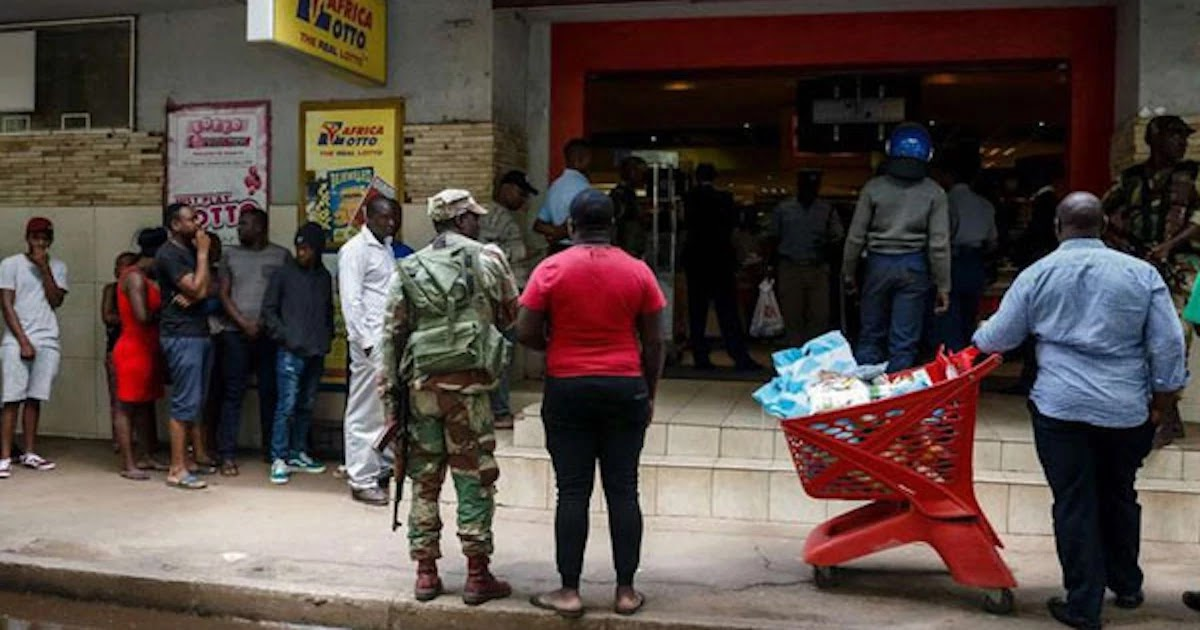 Zimbabwe Enters Another Economic Crisis As Inflation Soars And Goods Become Scarce; On The Streets Of Harare, Talk Of New Coup Is Increasing