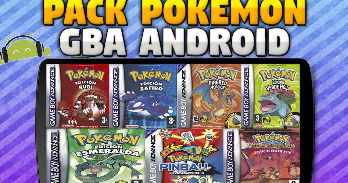 descargar pokemon rojo fuego para android apk