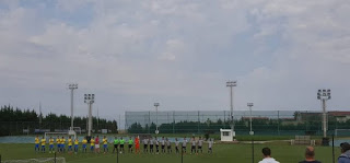 Τα στιγμιότυπα της αναμέτρησης των ομάδων Κ20 ΠΑΟΚ - Παναιτωλικός 0-0