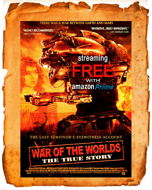 "The New Authentic Adaptation of H.G. Wells' ""The War of the Worlds"" is first-ever set in Britain and accurate time period adaptation and Available for first-time in UK and EU!"