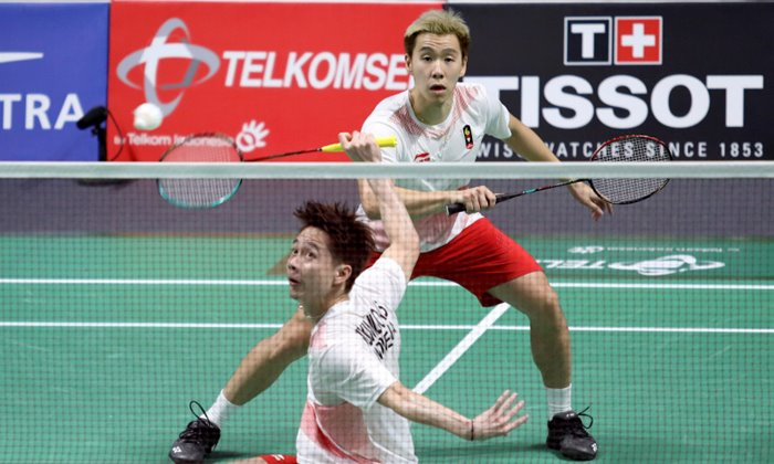 Minion Semifinal Bulu Tangkis Asian Games 27 Agustus 2018