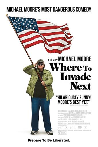 Where to Invade Next (2015) ταινιες online seires xrysoi greek subs