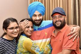 Anmol Sher Singh Bedi Family Wife Son Daughter Father Mother Age Height Biography Profile Wedding Photos