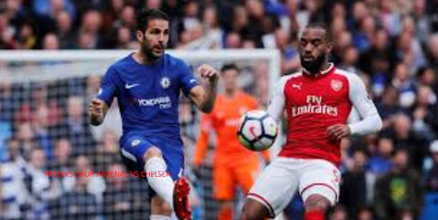 Prediksi Skor Arsenal vs Chelsea 2 Agustus 2018