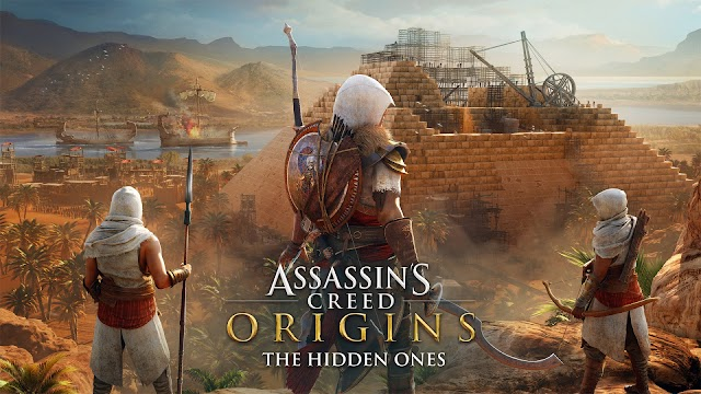Tech Boy plays Assassin's Creed: Origins - Part 1b