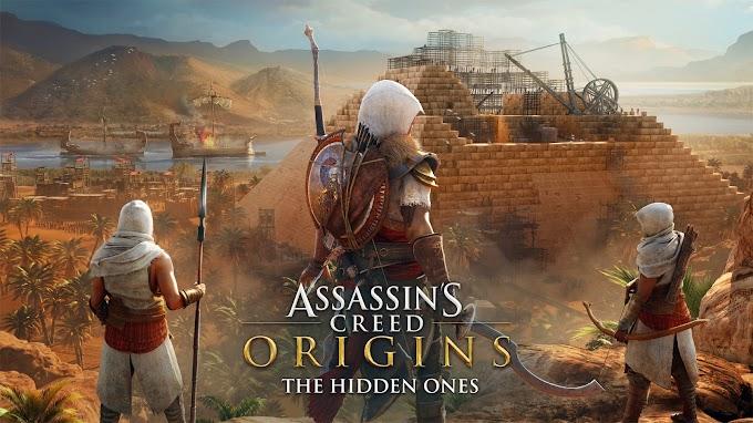 Tech Boy plays Assassin's Creed: Origins - Part 1b