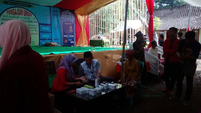 Pemerikasaan Kesehatan bagi Kaum Dhuafa