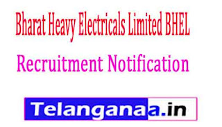 Bharat Heavy Electricals Limited (BHEL) Recruitment Notification 2017