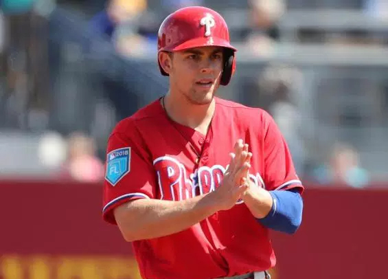 Scott Kingery to make his Phillies debut