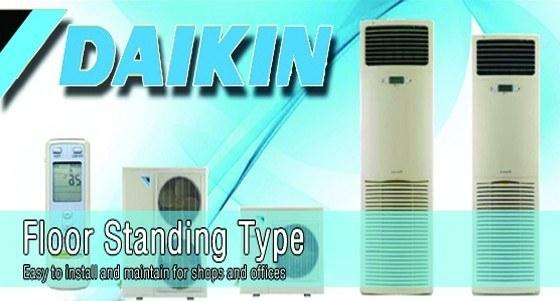 Sửa điều hoà Daikin inverter tại hải dương