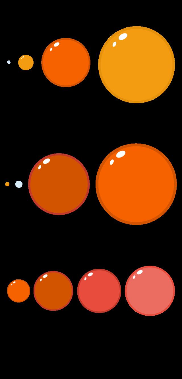 Σύγκριση αστέρων στο Σύμπαν