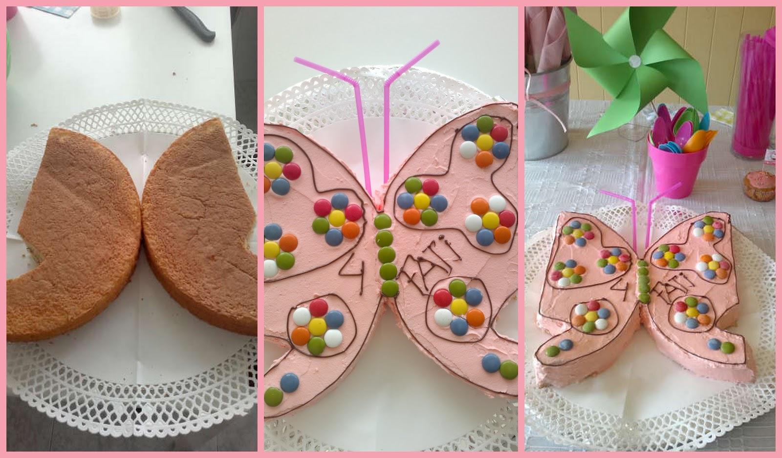 Tartas Faciles De Cumpleaos Para Nios - Como-decorar-una-tarta-de-cumpleaos-para-nios