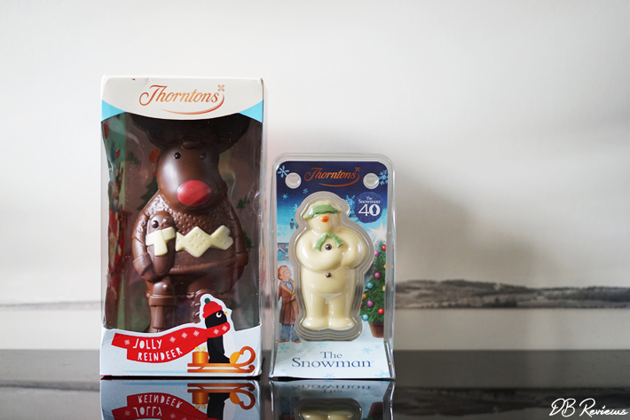 Thorntons Festive Characters