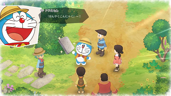 Doraemon Bokujou Monogtari Segera Rilis di Tahun 2019