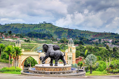 Kampung Gajah wonderland lembang