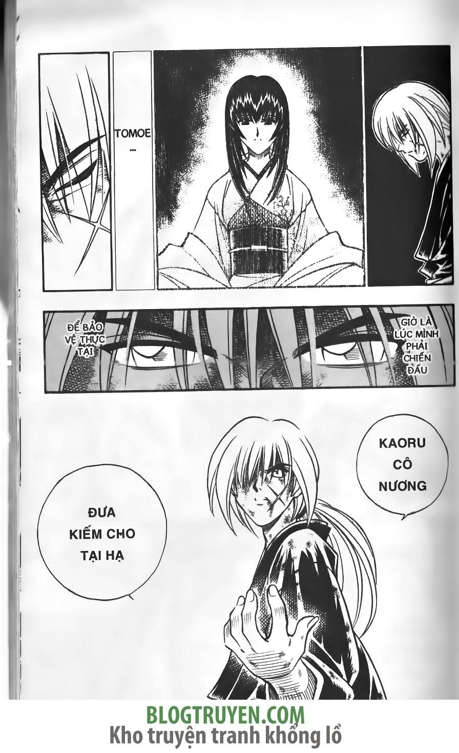 Rurouni Kenshin chap 200 trang 9