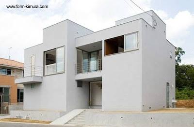 Casa moderna en Japón