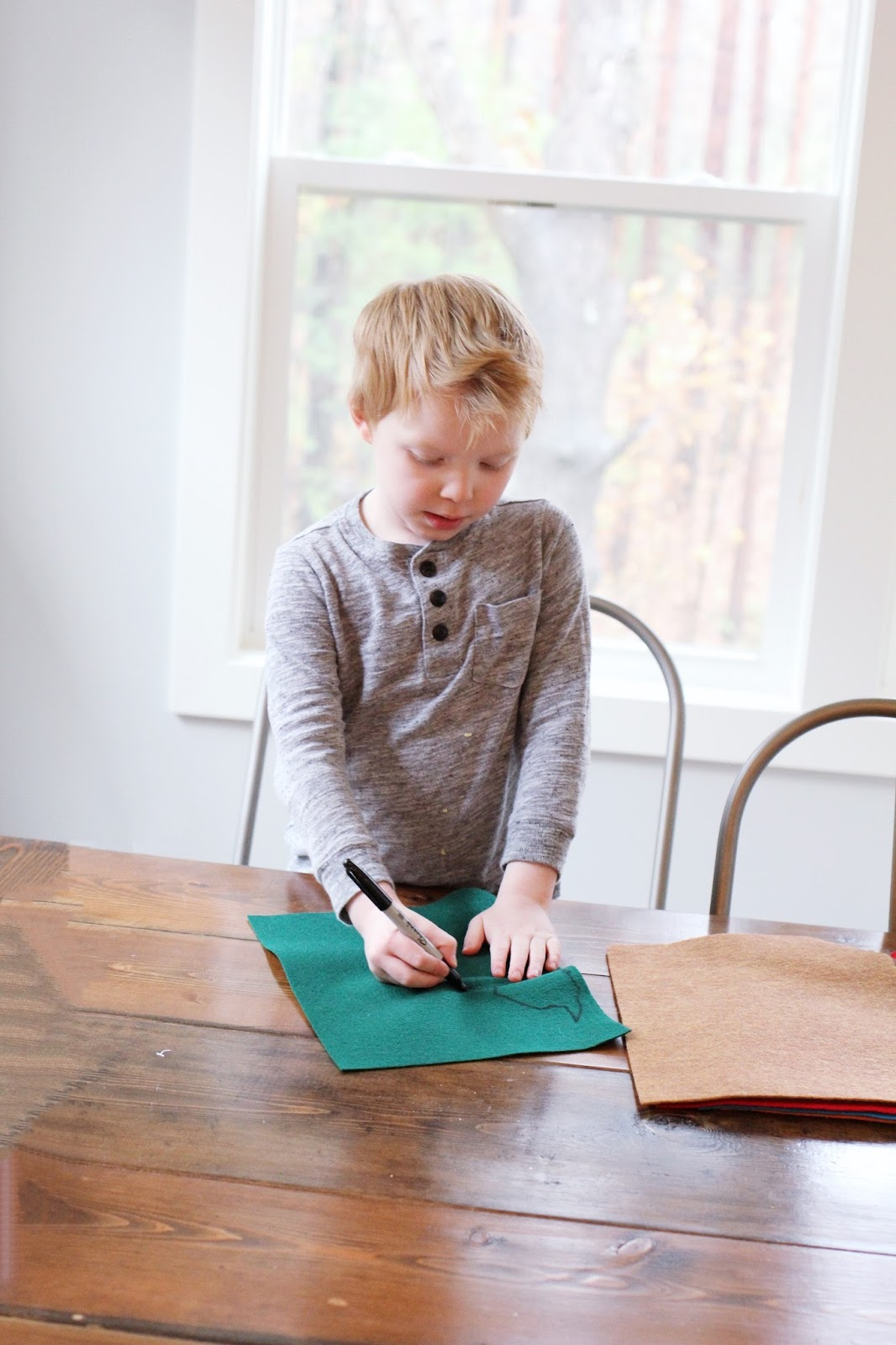 DIY Ugly Christmas Sweater For Kids