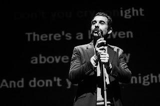 Ο Μιχάλης Μαθιουδάκης στο Athens Comedy Festival
