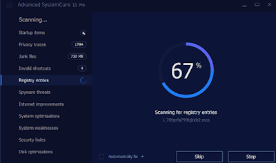 Advanced SystemCare الكمبيوتر 2018 11.2.0 Advanced-Systemcare-