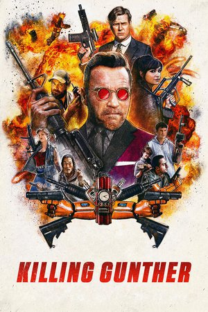 Poster Killing Gunther 2017
