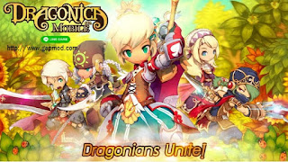 Download LINE Dragonica Mobile v1.1.1 Apk Android