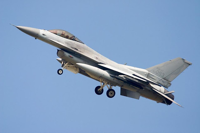 LOCKEED MARTIN: CONTRACT TO MODERNIZE KOREAN F-16S