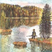 васюткино озеро ответы на вопросы 5 класс меркин
