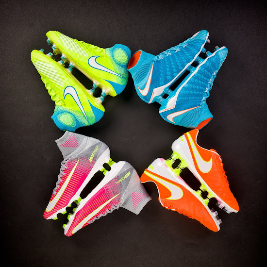 d0526f81f Closer Look: Stunning All-New Nike Motion Blur 2017 Women's Boot Collection  Released