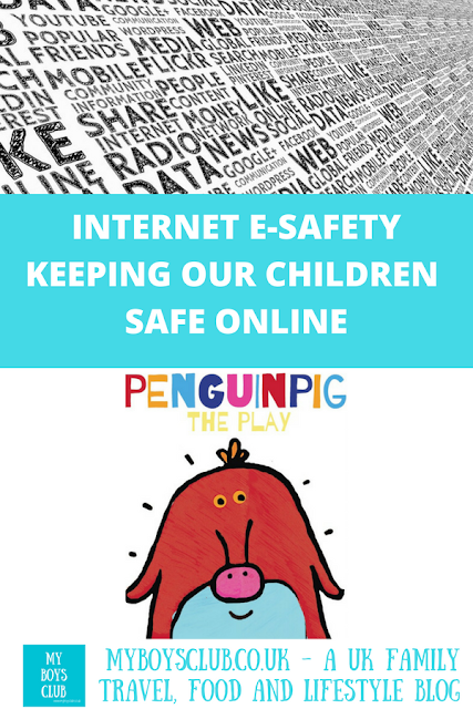 Internet esafety - Keeping our Children Safe Online