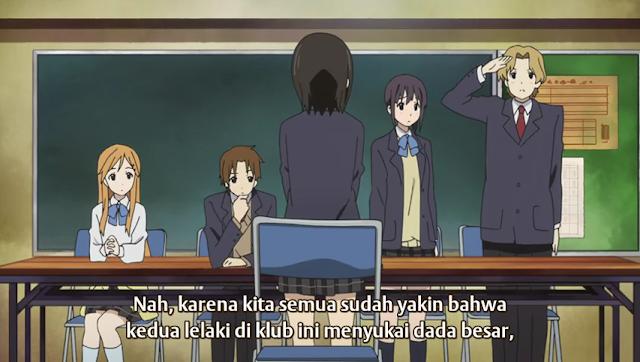 Anime Comedy Romance Kokoro Connect