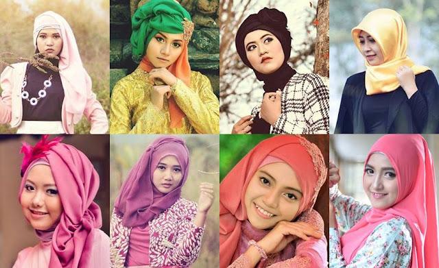 Tips Memilih Hijab Sesuai Bentuk Wajah dan Warna Kulit