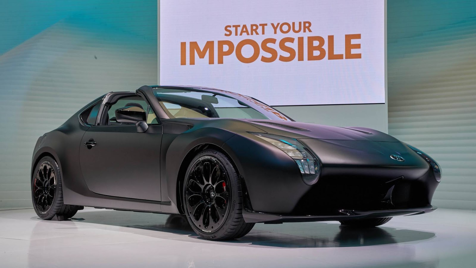 Toyota Gr Hv Sport Concept Made Its Debut At The 45th Tokyo Motor Show 2017 Picture From Http Bit Ly 2ce1zf8