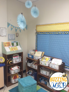 One of the things you'll want to do right away as a new instructional coach is to set up your room! Whether you have an office or a classroom to do your coaching work, this post explains some of the materials and spaces you'll want. Read about the way I've organized the spaces in my room and what they're used for in my daily coaching.