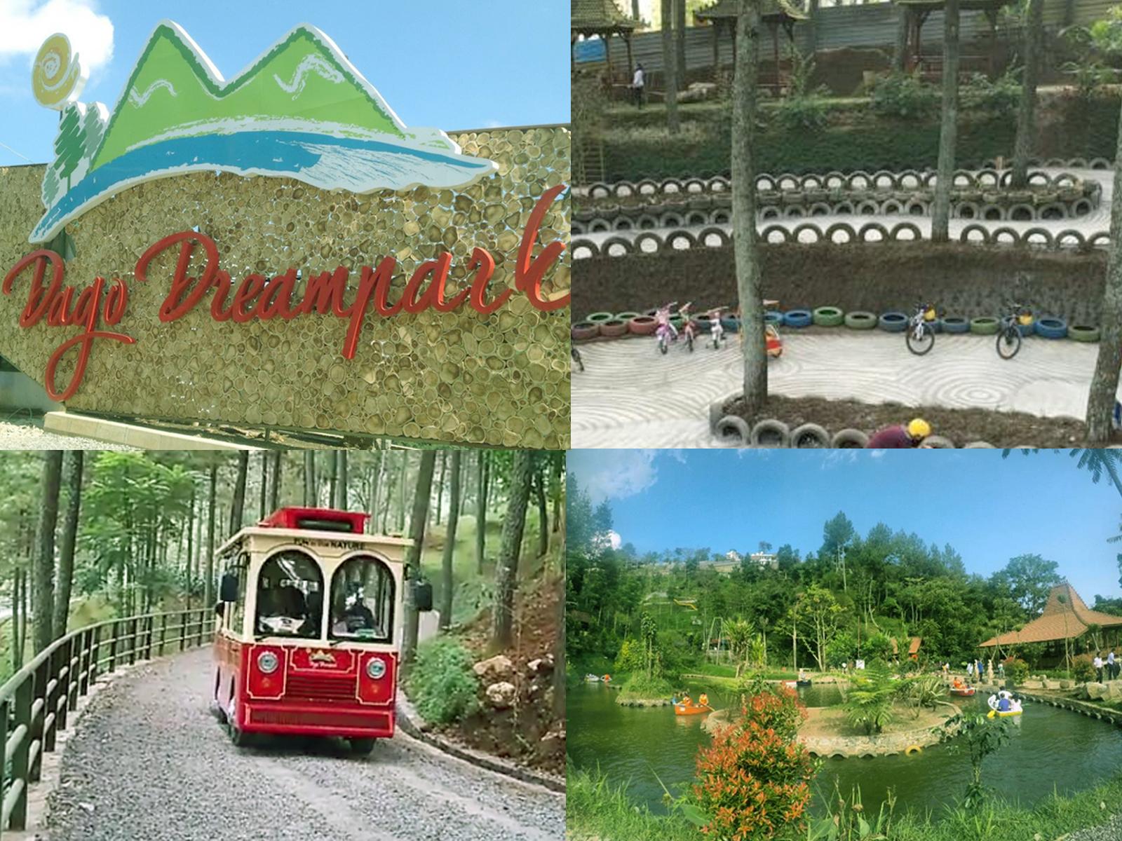 Tempat Wisata Dago Dreampark Bandung