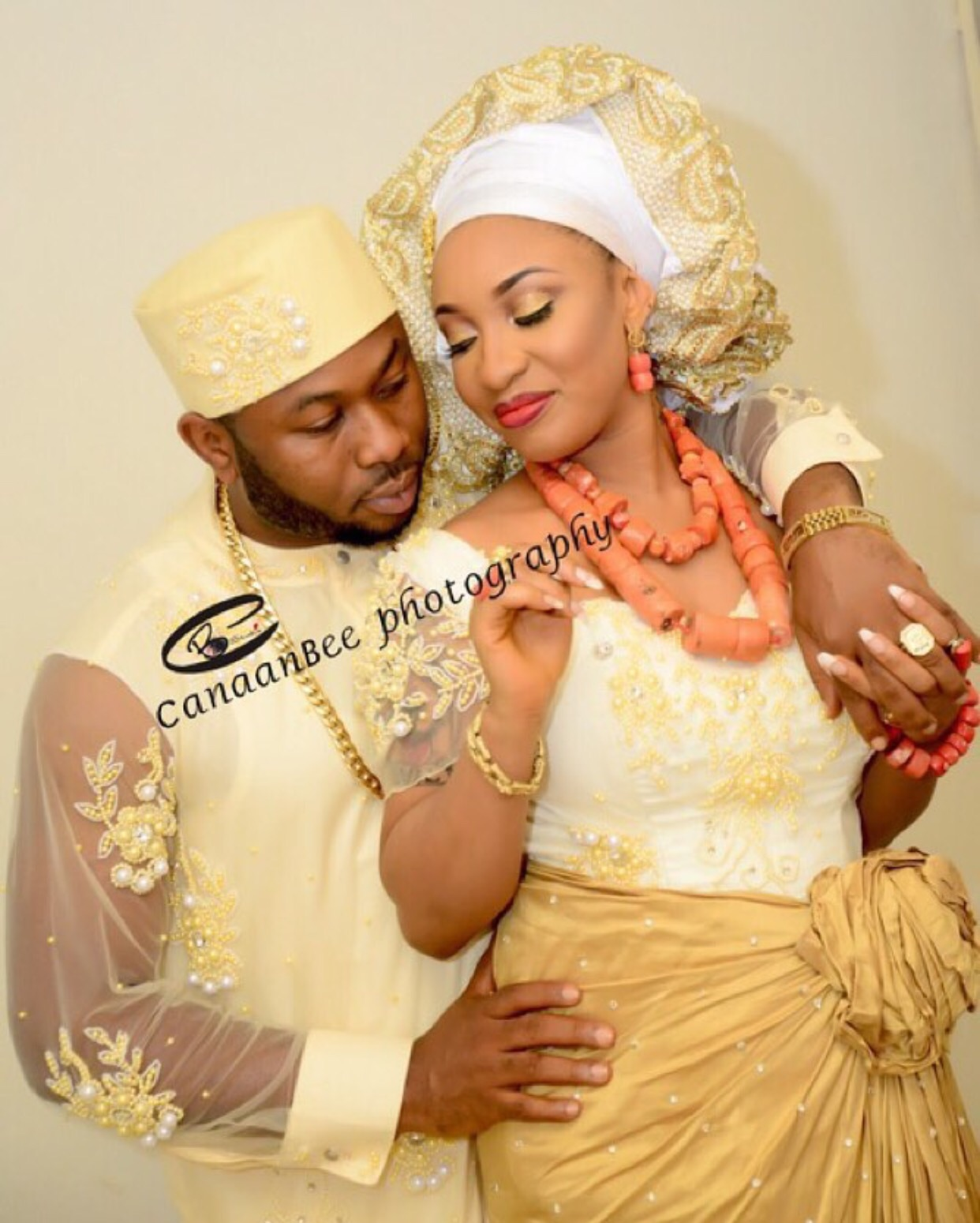Tonto Dikeh's Traditional Wedding Pictures: Nollywood