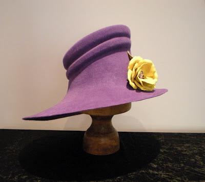 A continuación publico una a una las fotos de los sombreros y los tocados  ya acabados 2bbb42de44b
