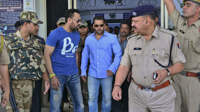 Why Should Salman Khan Imprisoned in Jail