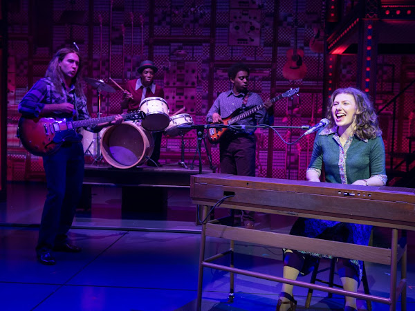 Beautiful: The Carole King Musical  (UK Tour), New Victoria Theatre | Review