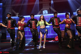Sunny Leone Dancing on stage At Rogue Movie Audio Music Launch ~  135.JPG