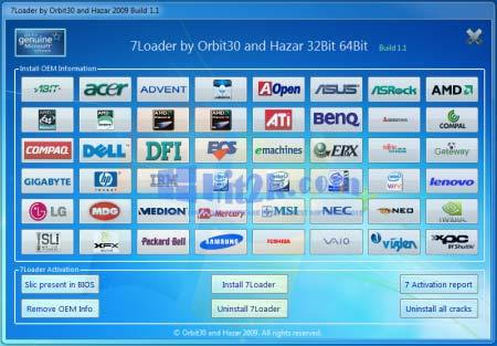 Windows 7 Loader Daz + Activator Full Version Here