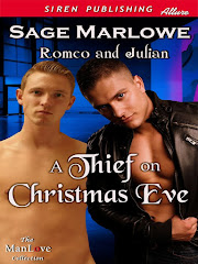 A Thief on Christmas Eve (Romeo & Julian 1)